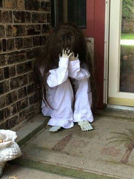 19 best Halloween decor images on Pinterest Halloween decorations - creepy halloween decor