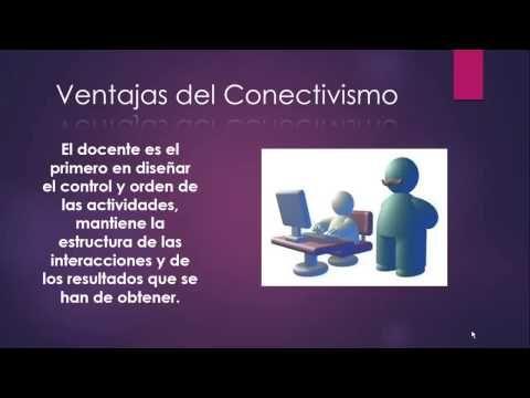 Ventajas y Retos que implica aprender de forma conectivista - YouTube
