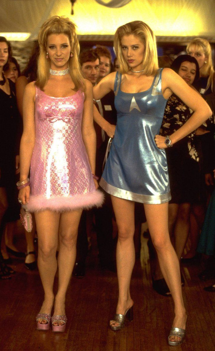 Pin for Later: Get Your Halloween On With These Brilliant '90s Costumes Romy and Michele From Romy and Michele's High School Reunion