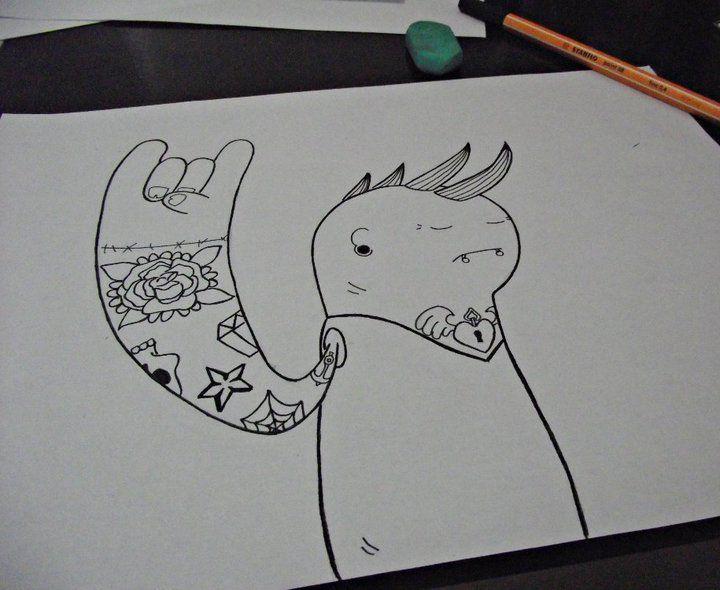 Get Punk!  By Debora Nunes