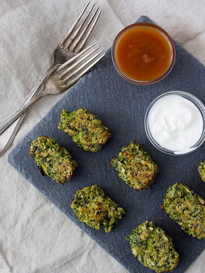 Brokolicové špalíčky z trouby