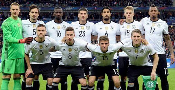 Nueva Camiseta Alemania 2017 baratas