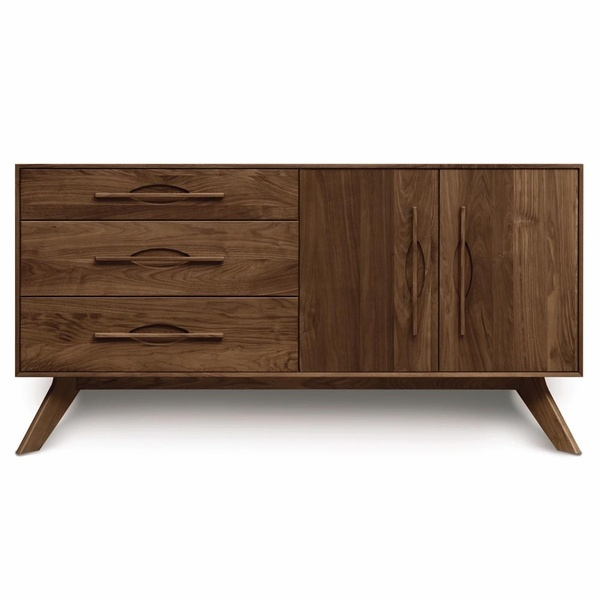 Copeland Furniture - Audrey 3 Drawer/2 Door Buffet