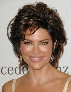 Chic Short Thick Layered Haircut for Ladies Over 50                                                                                                                                                      More