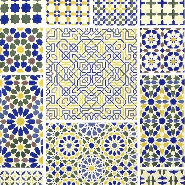 Persian Patterns: 86 Best Images About Persian Patterns On Pinterest