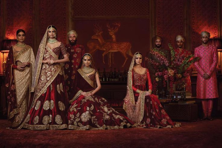 By designer Sabyasachi Mukherjee. Shop for your wedding trousseau, with a personal shopper & stylist in India - Bridelan, visit our website www.bridelan.com #Bridelan #weddinglehenga #sabyasachi #Couture2016 #Firdaus #sabyasachiweddinglehenga
