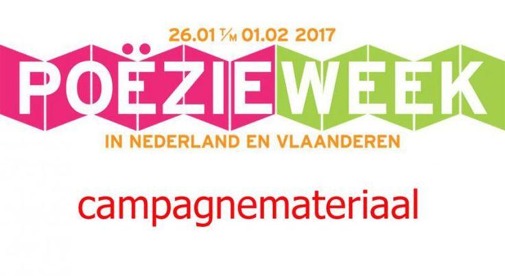 De poëzieweek vind plaats in zowel Nederland als Vlaanderen. De eerste dag van de Poëzieweek noemt men gedichtendag. In deze week vinden er allerlei activiteiten plaats i.v.m. poëzie. Dit jaar vond de 5 editie plaats.