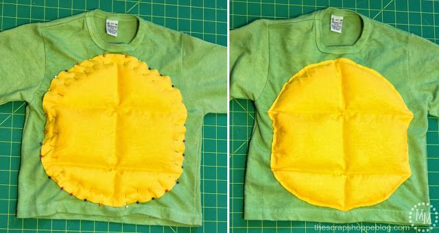 The Scrap Shoppe: Teenage Mutant Ninja Turtle Costumes (TMNT)