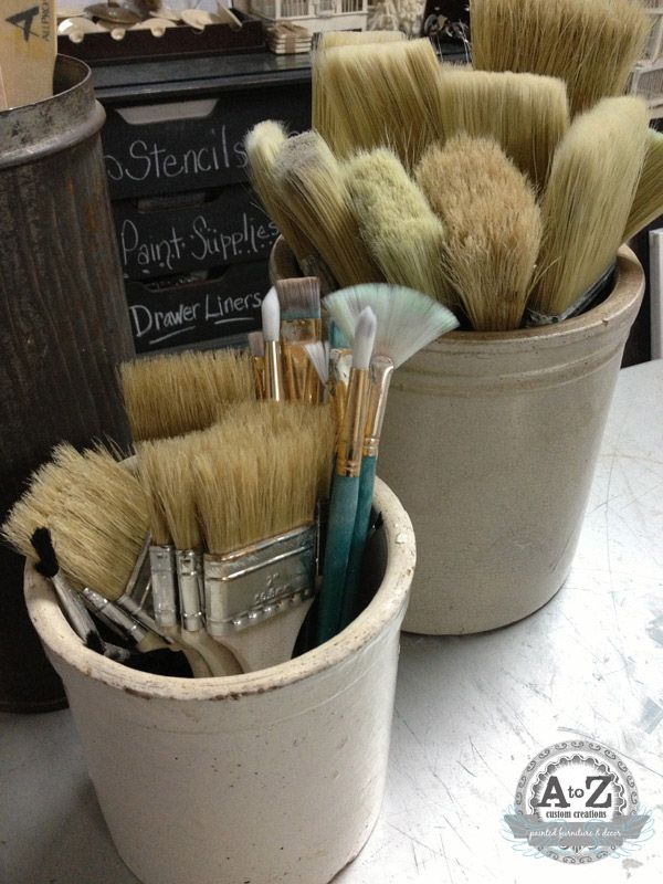 High Quality Tools=High Quality Work - Which brushes are best and how to take care of them