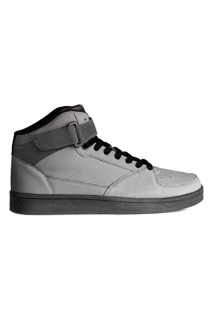 Высокие кроссовки | H&M