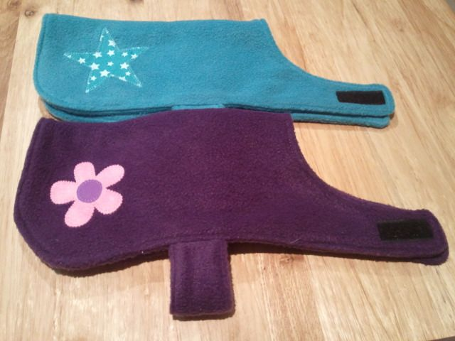 Cuddly Coats for Small Dogs - Available from Ruffin Petwear on FB.