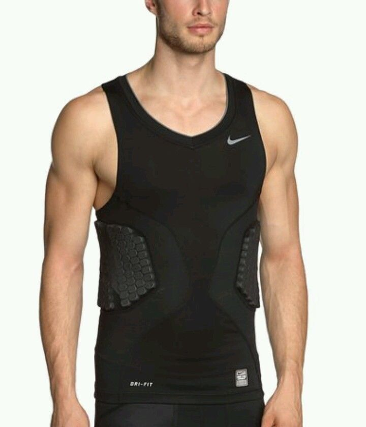 NWT Nike Pro Combat Black Dri-Fit Basketball Compression Tank Size XLarge  | Clothing, Shoes & Accessories, Men's Clothing, Athletic Apparel | eBay!