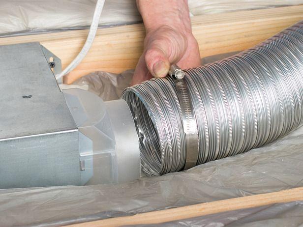 Photos Of DIY install bathroom fan