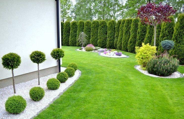 47 Exemples d'idées d'aménagement paysager que vous pouvez mettre dans…