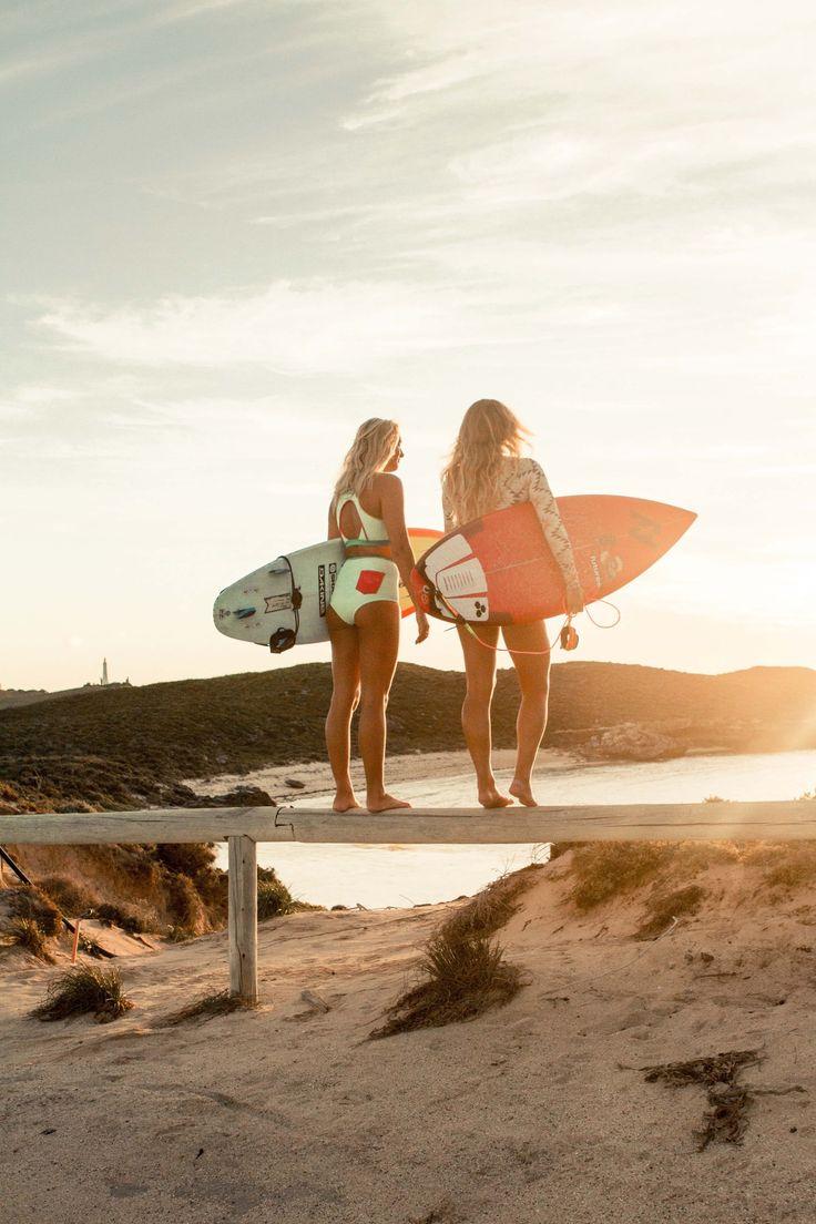 sunrise surf checkin'  photo: Cait Miers