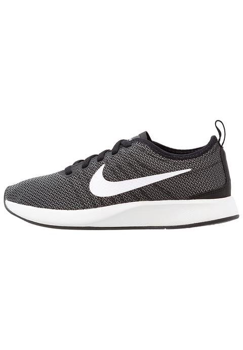 Nike Sportswear DUALTONE RACER - Sneakers - black/white/dark grey - Zalando.dk
