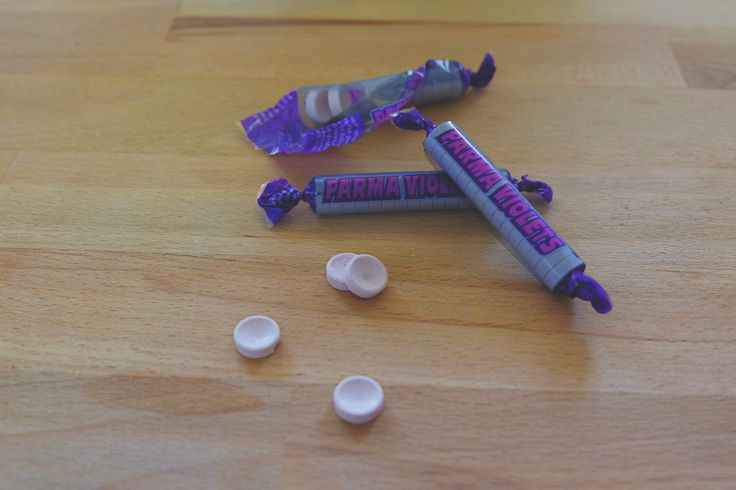 Parma Violet Flavour Syrup>>Made Peachy
