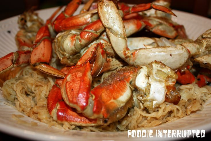 My favorite food.  Link not on the page so here it is:  I have had this it is amazing. At crustacean in Beverly Hills!!!!!  Http://www.azcentral.com/12news/recipes/articles/2011/06/17/20110617phoenix-recipe-crab-garlic-noodles.html.
