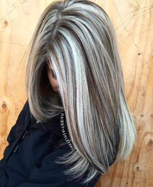 Frosted Hair Color Pictures Beautiful Pin By Hairstyles Catalog On Highlights In 2018 Pinterest Hair Styles Blonde Hair Looks Long Hair Styles