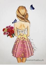 Resultado de imagem para desenhos tumblr meninas
