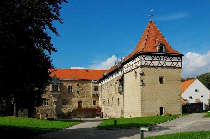 Budyně nad Ohří okolí zámku