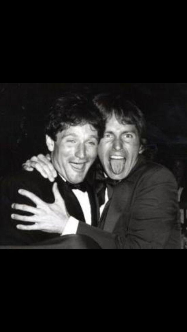 Robin & John