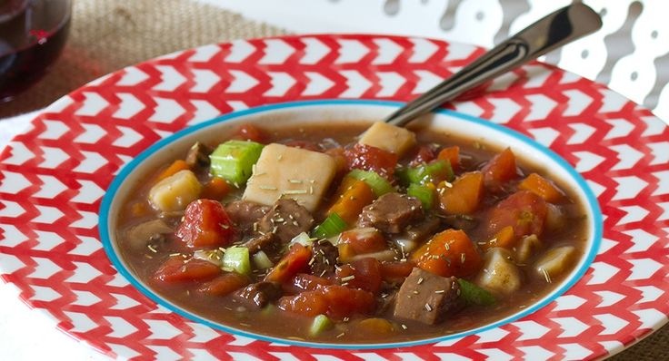 Easy Tuscan Beef Stew