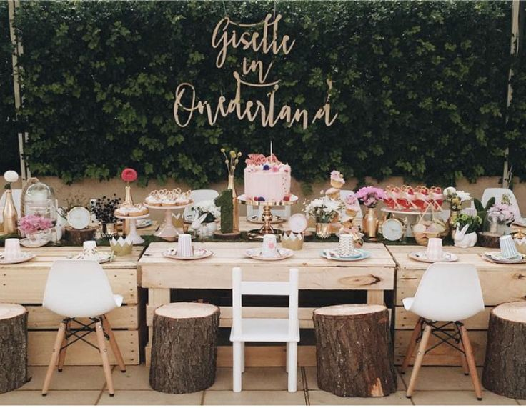 {Real Event} Giselle in Onederland