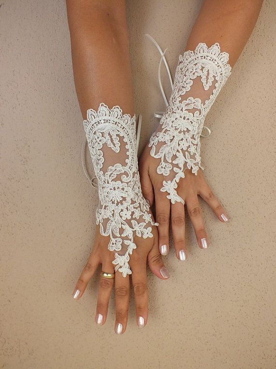 Hey, I found this really awesome Etsy listing at https://www.etsy.com/listing/174976150/long-ivory-wedding-gloves-bridal-gloves