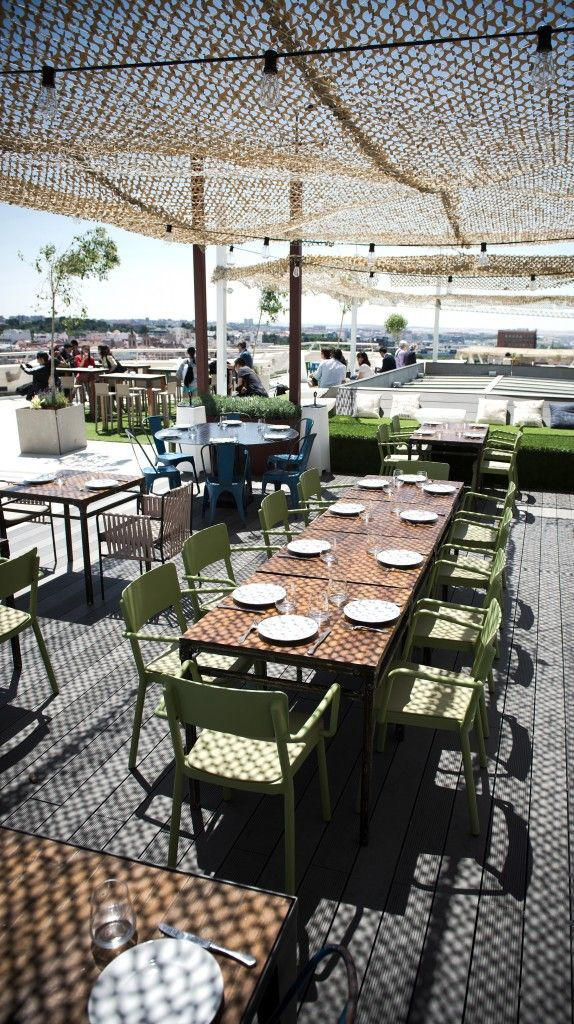 Tartan Roof - circulo de bellas artes consider eating (breakfast, lunch or dinner)