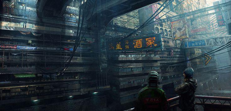 Metropolis by maciejkuciara on DeviantArt