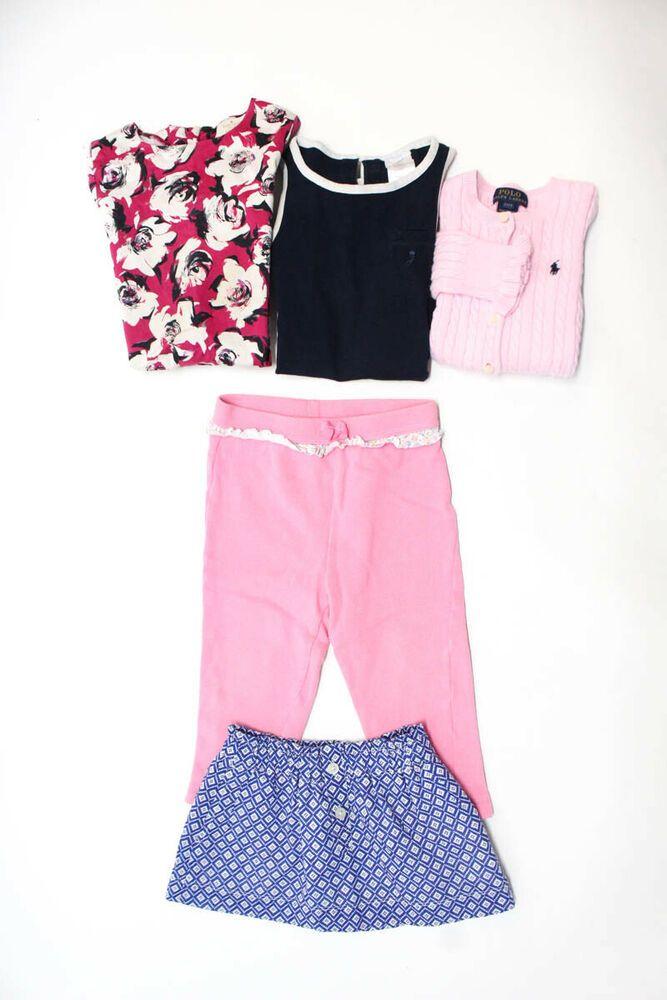 f6b906f91af8b eBay Sponsored) Polo Ralph Lauren Crewcuts Childrens Girls Skirt ...