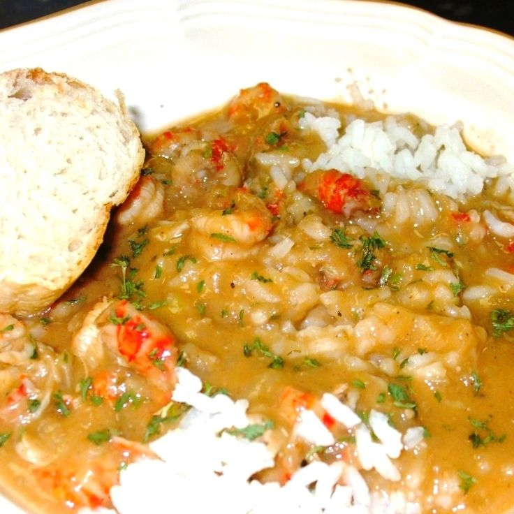 This traditional New Orleans recipe was handed down by my mother. Made from scratch, the simplicity is what makes it delicious and a favorite in homes and restaurants. Just remember to always used Louisiana crawfish tails, NEVER Chinese crawfish! Many people think that New Orleans food is spicy hot, but that's not true. Many tourist area restaurants over-spice their foods, thus giving Cajun food a wrong image. #seafoodrecipes