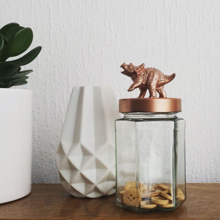 animal jar- by #minaminina