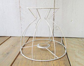 17 mejores ideas sobre pantalla de alambre en pinterest - Estructuras para lamparas ...