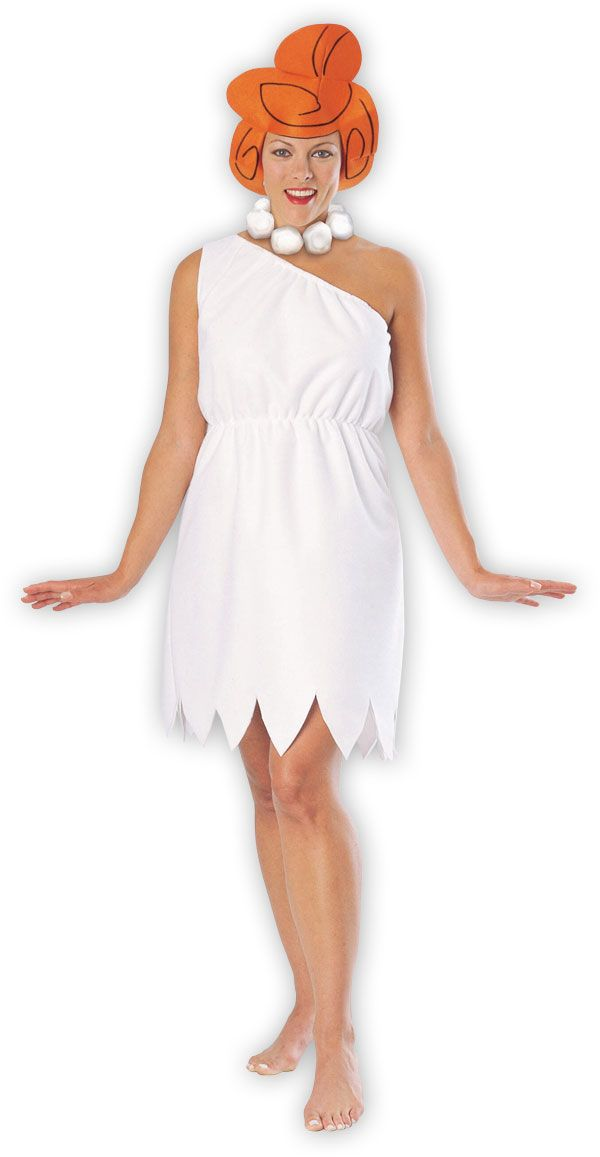 Wilma Flintstone Costume for Women