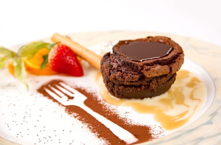 Le Castel des Prés  #dessert #troisrivieres #chocolat http://www.casteldespres.com/
