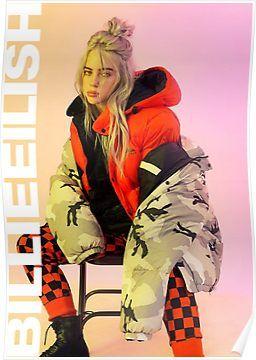 Chris Brown X Iphone Wallpaper Billie Eilish Poster Billie Eilish Urban Outfitters Celebs