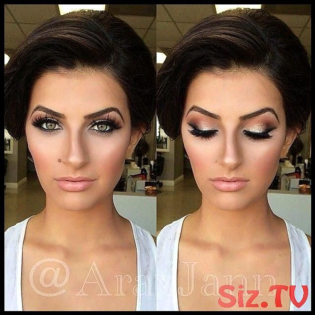 The Best Wedding Makeup Ideas for Brides Bridesmaids and the Entire Bride The Best Wedding Makeup Ideas for Brides Bridesmaids and the Entire Bride Th... - #bride #brides #bridesmaids #entire #ideas #makeup #wedding - #HairstyleBridesmaid