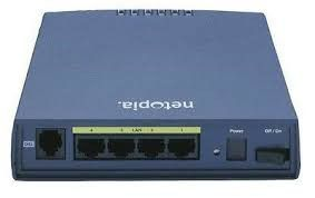 Netopia Cayman 3346 DSL Modem / Router
