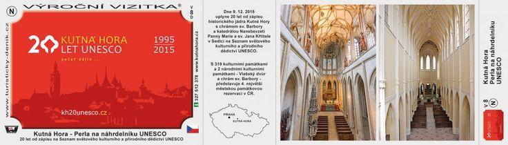 V-8 - Kutná Hora - Perla na náhrdelníku UNESCO
