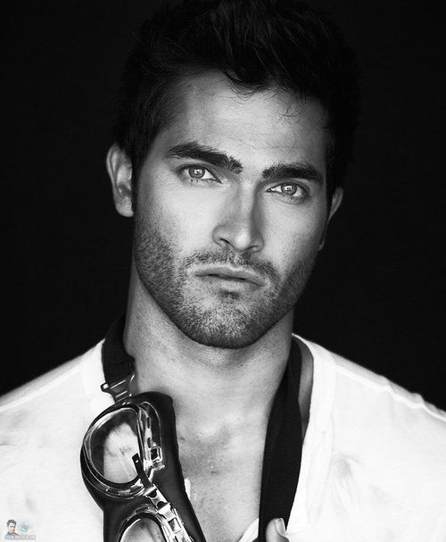"One of the ""hot"" guys from Teen Wolf. Tyler Hoechlin Photoshoot."