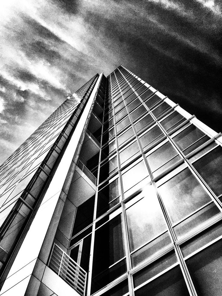 Hold The Line... iPhone 6, Snapseed, Pankrác, Prague Instagram & EyeEm @majklb