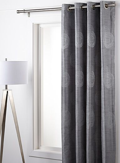 18 best images about rideaux curtains on pinterest dark and light living room curtains and. Black Bedroom Furniture Sets. Home Design Ideas