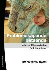http://www.adlibris.com/se/product.aspx?isbn=9144056524   Titel: Problemskapande beteende vid utvecklingsmässiga funktionshinder - Författare: Bo Hejlskov Jørgensen - ISBN: 9144056524 - Pris: 259 kr