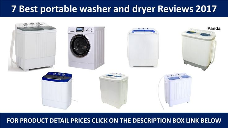 7 Best portable washers and dryer #Bestportablewashersanddryer #portablewashersanddryer #