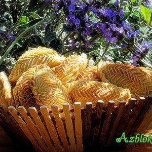 Шакербура рецепт – азербайджанская кухня: выпечка и десерты. «Афиша-Еда»
