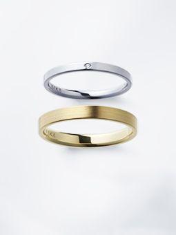 結婚指輪 | NIWAKA BRIDAL | 結婚指輪・婚約指輪 | 俄 NIWAKA