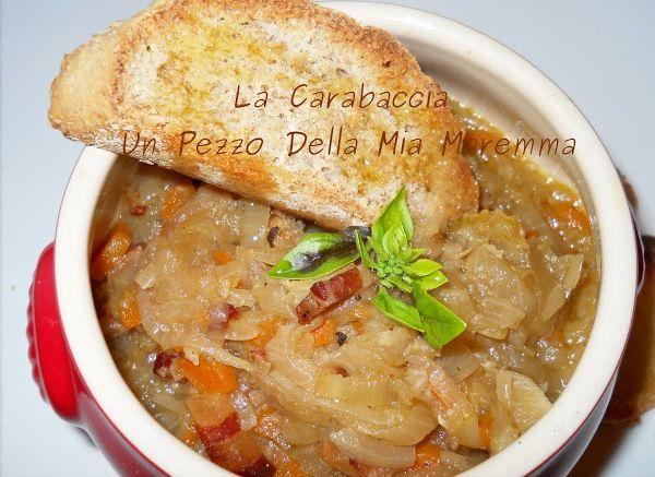 La Carabaccia? E cos' è? Forse preferite chiamarla zuppa di cipolle ma, così, fareste un torto ai fiorentini che, alla faccia dei francesi, si vantano di aver inventato questa ricetta molto gustosa e composta da un ingrediente molto povero. Sebbene…