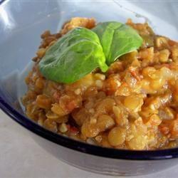 Tomato-Curry Lentil Stew - Allrecipes.com